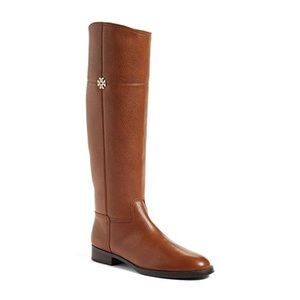 Tory Burch Leather Boots 👢